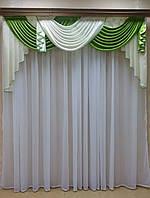 Ламбрекен Флоренция (для карниза 2м длиной)
