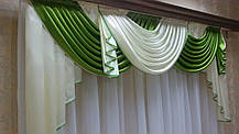 Ламбрекен Флоренция (для карниза 2м длиной), фото 2