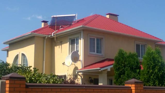Частный дом Днепропетровск -1