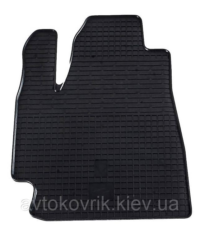 Резиновый водительский коврик в салон Toyota Highlander II (XU40) 2007-2013 (STINGRAY)