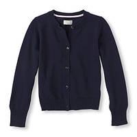 Школьная кофта тёмно-синяя на девочку 5-6 лет The Children`s Place (США)