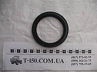 Манжета коленчатого вала задняя Д-21, -144 (черная) фтор-каучук