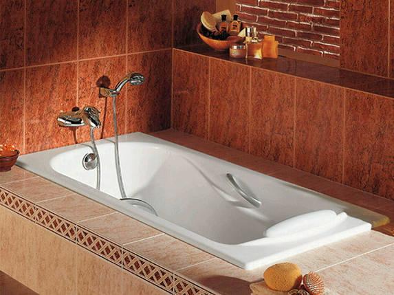 Ванна чугунная ROCA MALIBU 150-75, фото 2