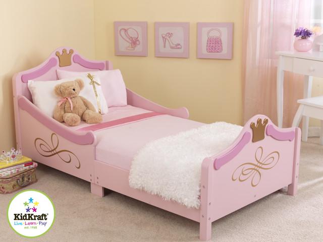 детская кровать для деовчек Kidkraft Princess Wonder Toy 76139