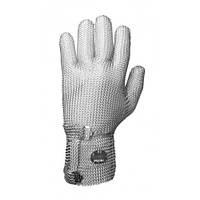 Кольчужная перчатка 5-палая с отворотом 7,5 см Niroflex 2000