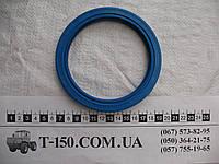 Манжета коленчатого вала задняя Д-240 (синяя)