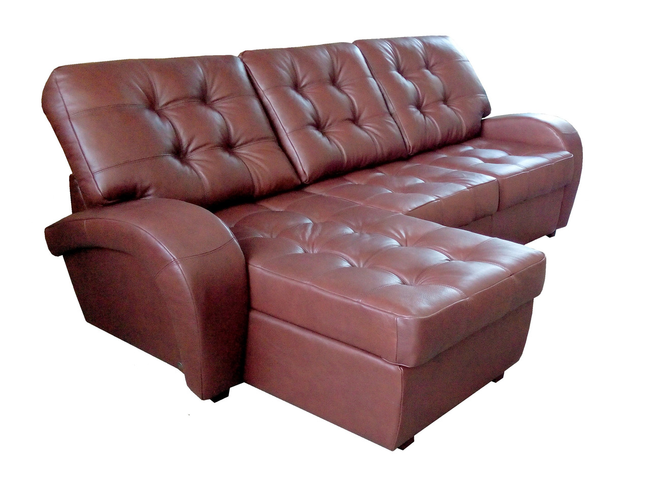 "Кожаный диван ""Vincent"" (lounge chair)"