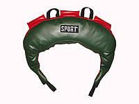 Болгарский мешок Spurt 7 кг ПВХ 750 г/м2