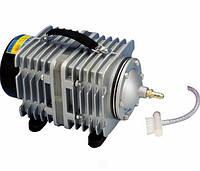 Компрессор воздушный для аквариума и пруда Resun ACО-008, 110 литров /мин.