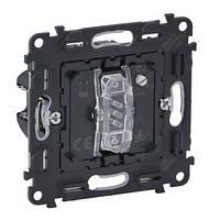 Legrand Valena IN'MATIC Выключатель 10АХ 250В с таймером без нейтрали, винтовые клеммы  (752061)