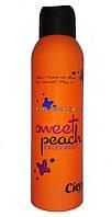 Женский дезодорант Sweet peach by Cien (персик)  200 мл