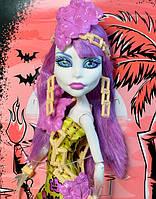 Кукла Monster High Спектра Вондергейст (Spectra) Побег монстров Монстер Хай Школа монстров