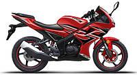Мотоцикл Venom VM - 250 CBF с балансировочным валом