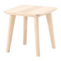 LISABO Придиванный столик, ясеневый шпон