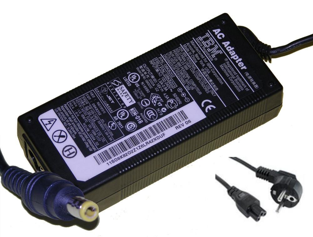 Зарядное устройство Lenovo ThinkPad T42