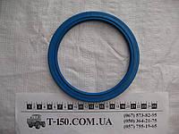 Манжета коленчатого вала задняя ЯМЗ 236, 238, 240, А-41 (синяя)