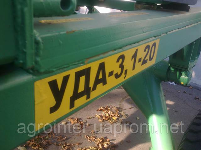 Дискові борони(агрегат) УДА-3,1-20 причіпні. від виробника.