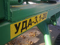 Дискові борони(агрегат) УДА-3,1-20 причіпні. від виробника., фото 1