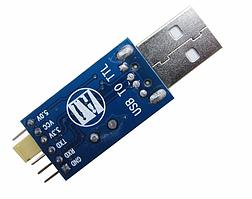 USB-TTL UART CH340G переходник #100342