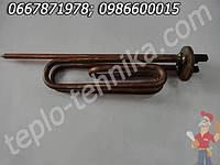 Тен 1500W фланцевый d48mm (М6 анод)