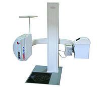 Цифровой рентгеновский комплекс INDIascan для полноформатной флюорографии