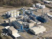 Спиртзавод, биоэтанольный завод