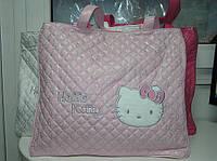Сумка Hello Kitty розовая