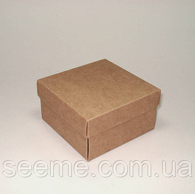 Коробка подарочная, 90х90х50 мм.