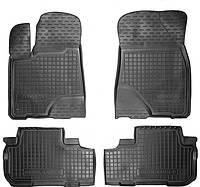 Полиуретановые коврики в салон Toyota Highlander III (XU50) 2014- (AVTO-GUMM)