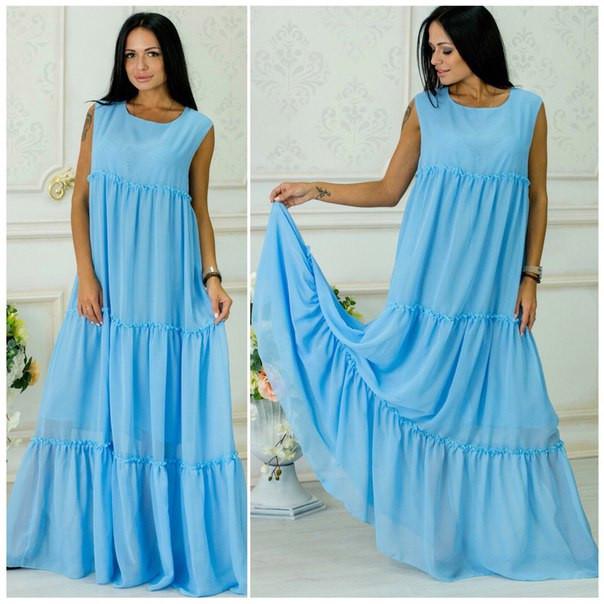 Купить длинное платье недорого украина