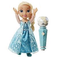 Большая поющая кукла Эльза Disney Frozen Sing-A-Long Elsa Doll by Frozen, фото 1