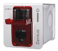 Принтер карт  Zenius Expert Mag ISO  (ZN1HB000RS) с кодировщиком магнитных полос ISO
