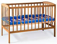 Детская кроватка Гойдалка (натуральный)