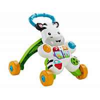 Fisher Price Ходунки-толкатели игровой центр Зебра Learn with Me Zebra АНГЛОЯЗЫЧНЫЕ