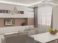 Визуализация интерьера квартиры в Киеве