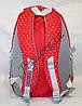"""Школьный рюкзак для девочек """"Hong Jun Fashion"""" Вьетнам (45х30см.), фото 3"""