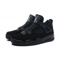 Кроссовки Nike Air Jordan IV Retro Black