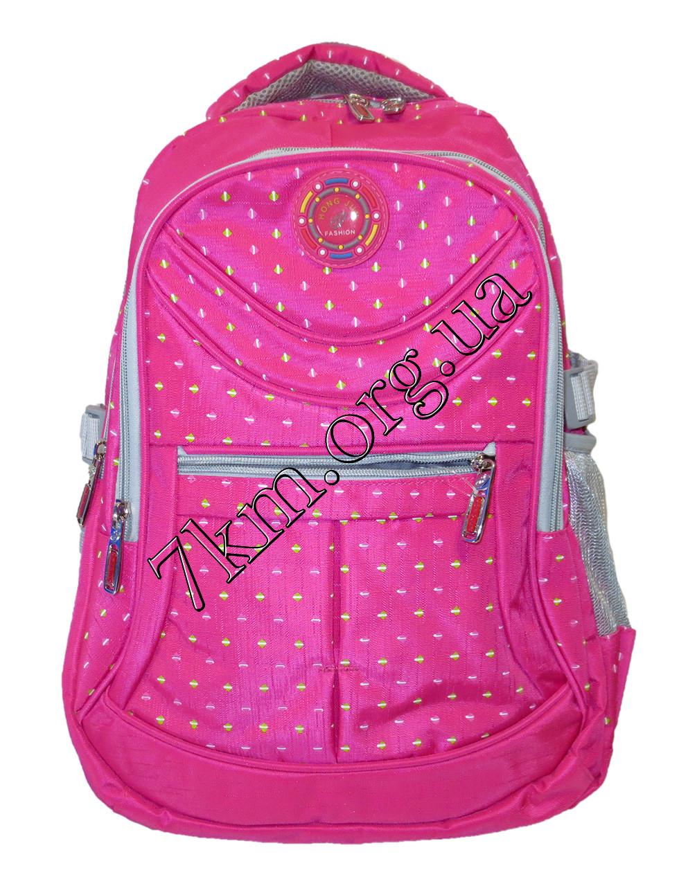 """Школьный рюкзак для девочек """"Hong Jun Fashion"""" Вьетнам (45х30см.)"""