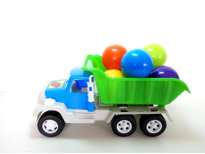 "Машина Самоскид з 6 кульками"", 05-520-4"