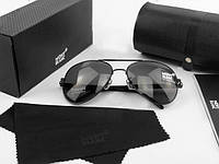Солнцезащитные очки Montblanc 209 (черная оправа)