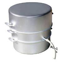 Соковарка Interos объемом 8 литров алюминий