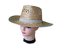 Мужская соломенная шляпа