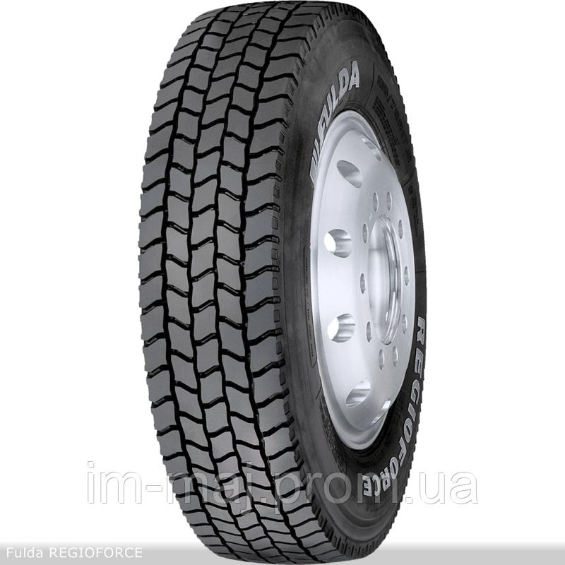 Грузовые шины на ведущую ось 215/75 R17,5 Fulda REGIOFORCE