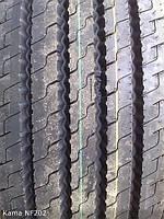 Грузовые шины на рулевую ось 235/75 R17,5 Kama NF202
