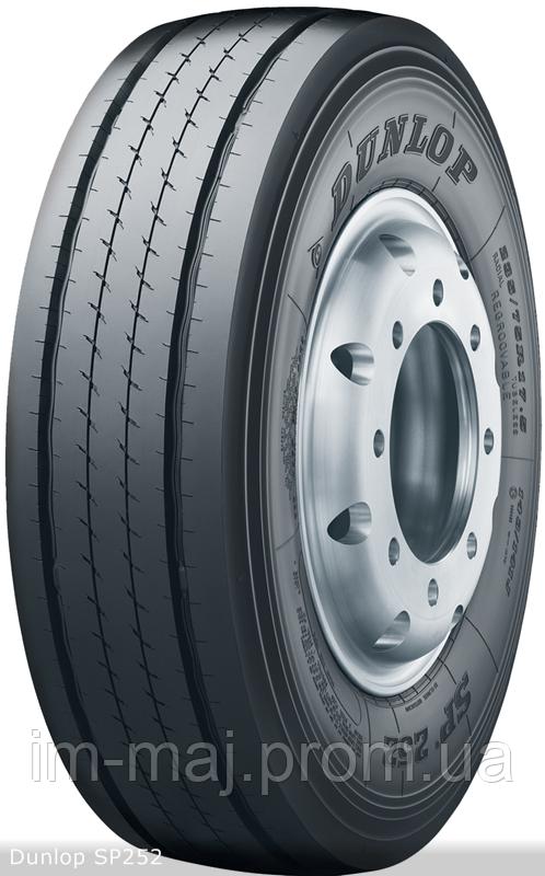 Грузовые шины на прицепную ось 235/75 R17,5 Dunlop SP252