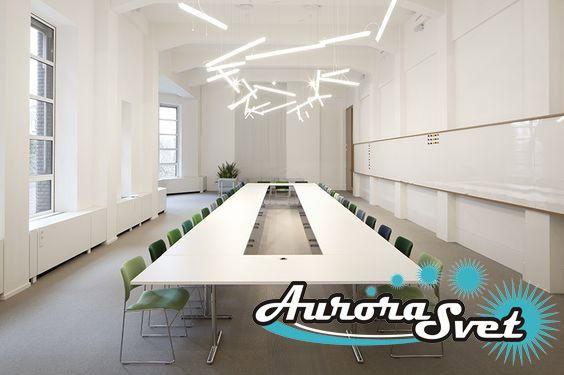 Линейные декоративные светильники 3m-60w. LED светильник. Светодиодный светильник.