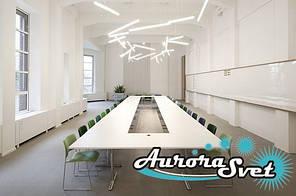 Лінійні декоративні світильники 3m-60w. LED світильник. Світлодіодний світильник.