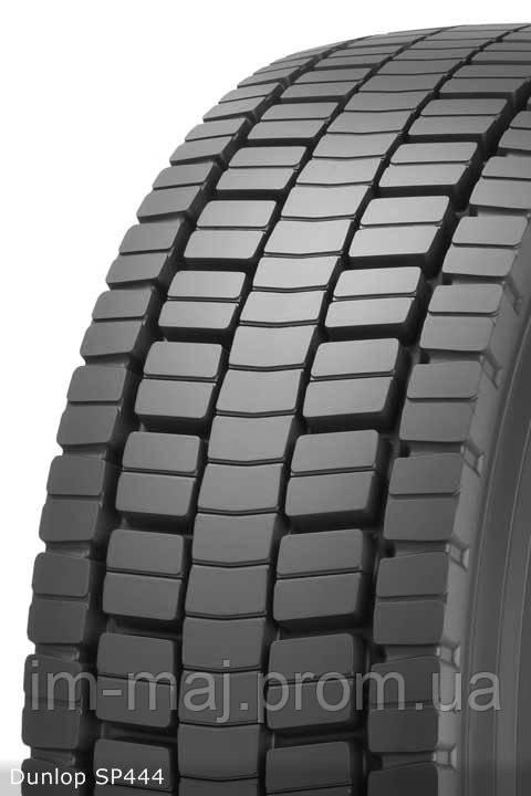 Грузовые шины на ведущую ось 245/70 R19,5 Dunlop SP444