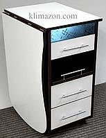 Складной маникюрный стол с бактерицидной лампой, фото 1