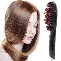 Расческа для выпрямления волос Fast hair HQT-906